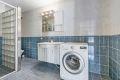 Bad med opplegg for vaskemaskin