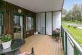 Den gode størrelsen gir plass til store terrassemøbler. Her kan sommerdagene nytes med venner og familie!