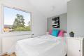 Soverommet har mulighet til dobbeltseng og garderobeskap