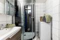 Flislagt bad med gulvvarme