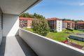 Overbygd balkong på ca. 10 m².