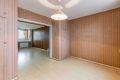I dag er det åpent mellom stue og spisestue(tidligere soverom) som gir flotte lysforhold.