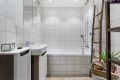 Bad og separat wc ble pusset opp i 2015 i regi av borettslaget