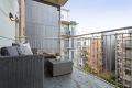 Høyt og fritt - solrik vestvendt balkong!