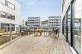 Privat takterrasse på 41,5 kvm - Nydelig utsikt og god plass til sittegruppe