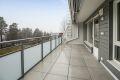 Stor, nyreniovert terrasse på 17 kvm