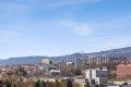 Utsikt til bl.a Holmenkollen i vest