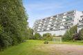 Stor 2-roms selveiet terrasseleilighet med garasjeplass i Haugensletten Boligsameiet. Skjermet og fin beliggenhet nær off. transport.