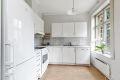 Kjøkken fremstår som tilbaketrukket fra stue. Her man kan skape akkurat det kjøkkenet man ønsker.