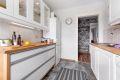 Kjøkken med opplegg til oppvaskmaskin
