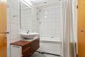 Nyere fint bad med fliser og sveiset banemembran som membranløsninger på bad fra 2010