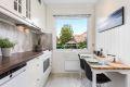 Kjøleskap, komfyr og oppvaskmaskin følger boligen.