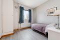 Soverom 2 er av god størrelse med plassbygget garderobeskap.
