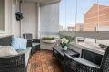 Innglasset balkong på 7 kvm