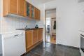 Alle hvitevarene på kjøkkenet følger leiligheten!