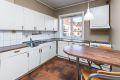 Kjøkken med nydelig utsikt over