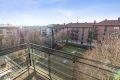 Solrik balkong med nydelig utsikt