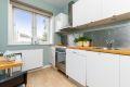 Mulighet for hyggelig spiseplass ved kjøkkenvindu