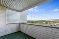 Nordvestvendt innglasset balkong på ca. 8 kvm med fantastisk utsikt.