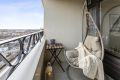 Sydøstvendt balkong med deilig formiddagssol.