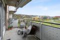 Vestvendt balkong på 7,0 kvm med fin utsikt og gode solforhold.