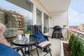 Flott nordvestvendt veranda på ca. 6,5 kvm