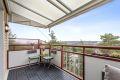 Overbygget balkong på ca. 7,5 m²