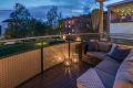 7 kvm sydvendt balkong med treplatting.