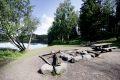 Rundt Nøklevann finnes flere badesteder og grillplasser.