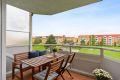 Stor og solrik nordvestvendt balkong på ca. 9 kvm! Det er også anledning til å innglasset balkong ved ønske om dette.