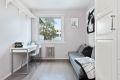 Soverom 2 er også av god størrelse som passer utmerket til barnerom, gjesterom og kontor