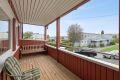 Stor og solrik nyrehabilitert vestvendt balkong på ca. 13 kvm.