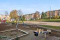 Barnevennlig fellesarealer med lekeplass rett ved leiligheten