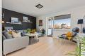 Lys og flott stue med mange møbleringsmuligheter