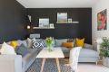 God plass til sofagruppe og tv-møblement