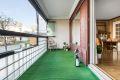 Innglasset terrasse på ca 12 kvm med adkomst fra stue
