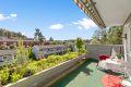 Stor balkong med god solforhold