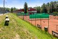 Prinsdalshallen - Tennisbane