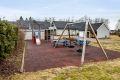 Lekeplass på borettslagets fellesarealer - fint område for barna