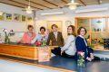 Hyggelig betjening Eksepdisjonen i Tønsberg kommunes adminstrasjonsdel