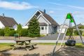 Boligen ligger i et rolig og barnevennlig område i Kjølbergskogen