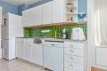 Eldre kjøkkeninnredning hvor det vil være behov for oppgradering
