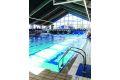 Lambertseter har et bredt fritidstilbud. Svømming er ett av dem, og svømmehallen ligger i tilknytning til Lambertseter skole.