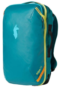 Front facing view of the Cotopaxi Allpa 28