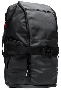 Front facing view of the DSPTCH TRAVEL BACKPACK - BALLISTIC NYLON