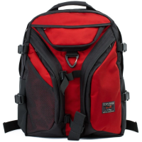 Front facing view of the Tom Bihn Brain Bag