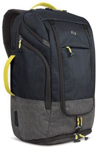 Front facing view of the Solo Everyday Max Backpack