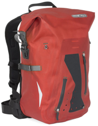 Front facing view of the Ortlieb Packman Pro2
