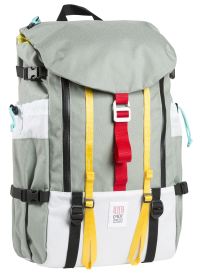 Front facing view of the Topo Designs Mountain Pack