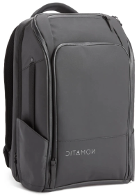 Front facing view of the Nomatic Travel Backpack